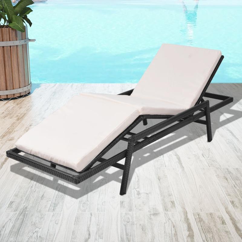 Chaise longue en acier tous les fournisseurs de chaise for Vidaxl chaise