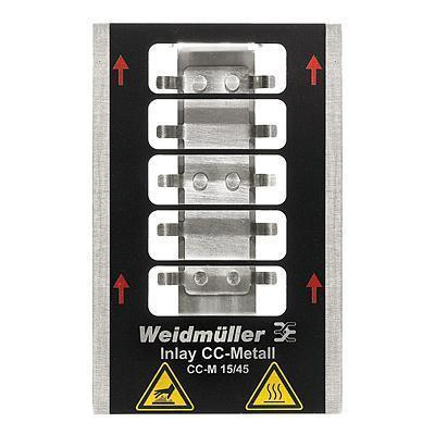 INLAY POUR PRINTJET PRO WEIDMÜLLER INLAY CC-M 15/45 1341090000 1 PC(S)