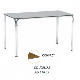 Table a manger trz 1620 120x70 120x70 cm empilable 4 for Table a manger 120x70