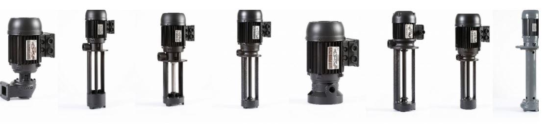 Pompe plongeante pour machine-outil