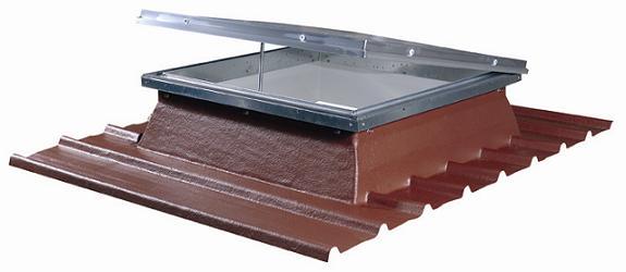 Toiture en acier : techniques de pose et prix d une toiture en acier