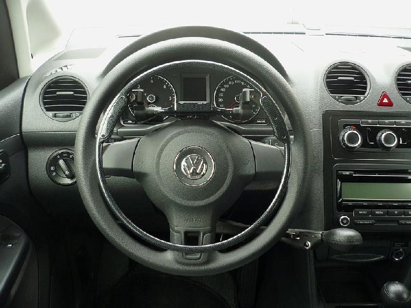 Accélérateur par cercle sur le volant
