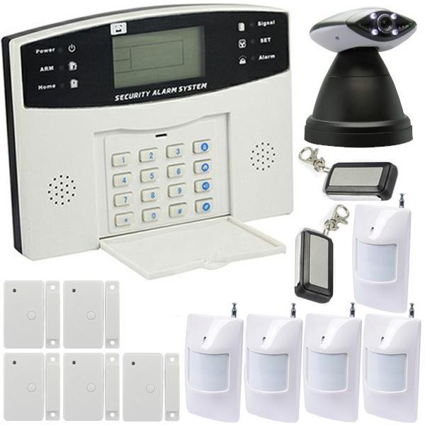 Alarme maison mixte gsm et cam ra ip motoris e ematronic Alarme camera maison