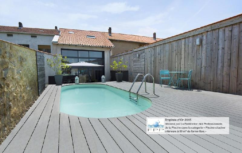 Piscine olivia for Fournisseur liner piscine