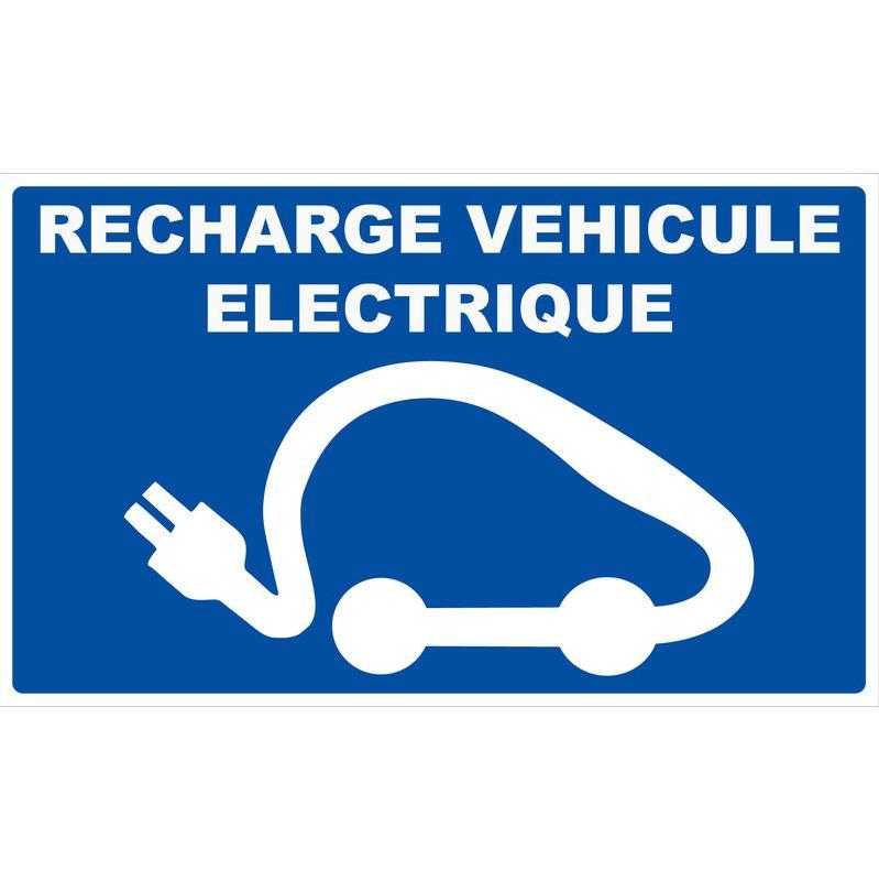 PANNEAU RECHARGE VÉHICULE ÉLECTRIQUE - RIGIDE 330X200MM - 4162140 - NOVAP