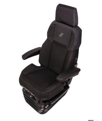 Siege kab seating sciox super high (86k4)