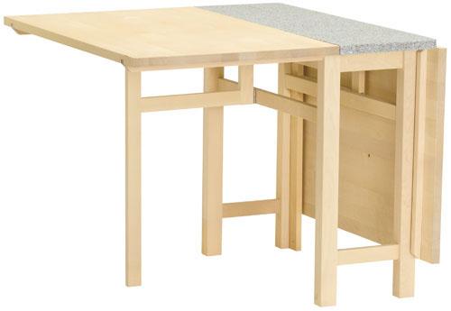 Table pliante ref table bohus - Table jardin pliante bois ...