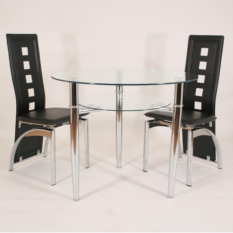 Table de salon en verre tous les fournisseurs de table for Table de salon ronde en verre