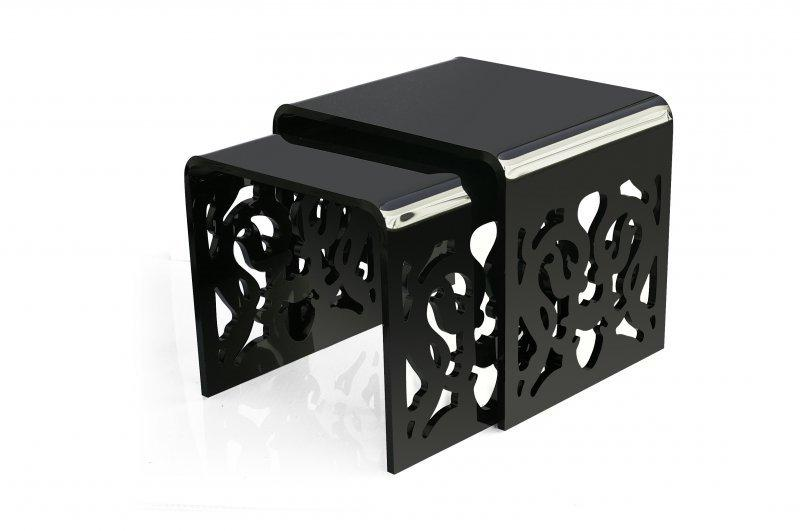 tables gigognes tous les fournisseurs table gigogne. Black Bedroom Furniture Sets. Home Design Ideas