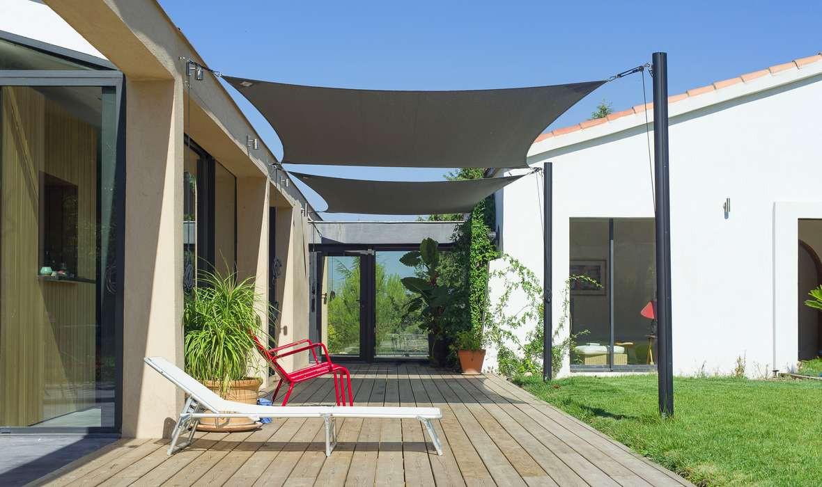 voile d 39 ombrage tous les fournisseurs toile d 39 ombrage tonelle de jardin pergola toile. Black Bedroom Furniture Sets. Home Design Ideas