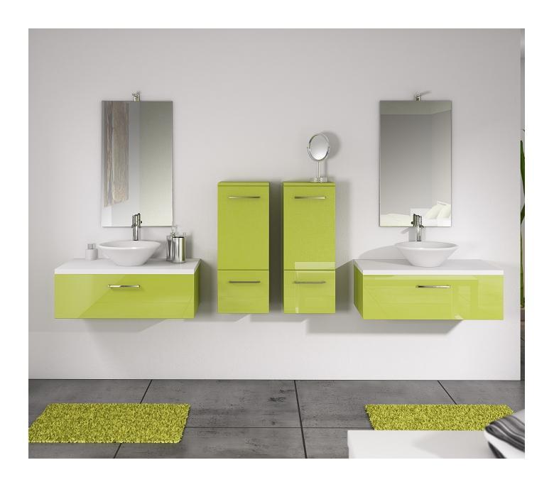 Mobiliers de salle de bain discac achat vente de for Miroir linea 90