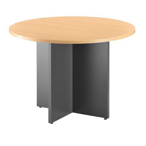 Table de conf rence ronde tous les fournisseurs de table for Pietement table ronde