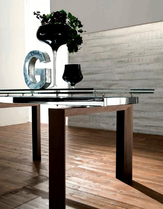 table sejour en verre beautiful awesome table a manger cm with table sejour extensible with. Black Bedroom Furniture Sets. Home Design Ideas