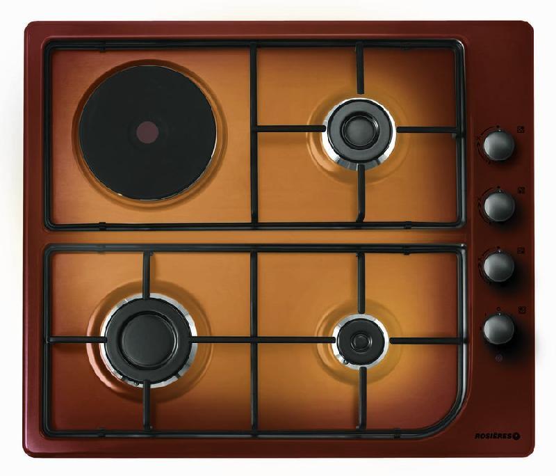 table de cuisson mixte - tous les fournisseurs - table de cuisson