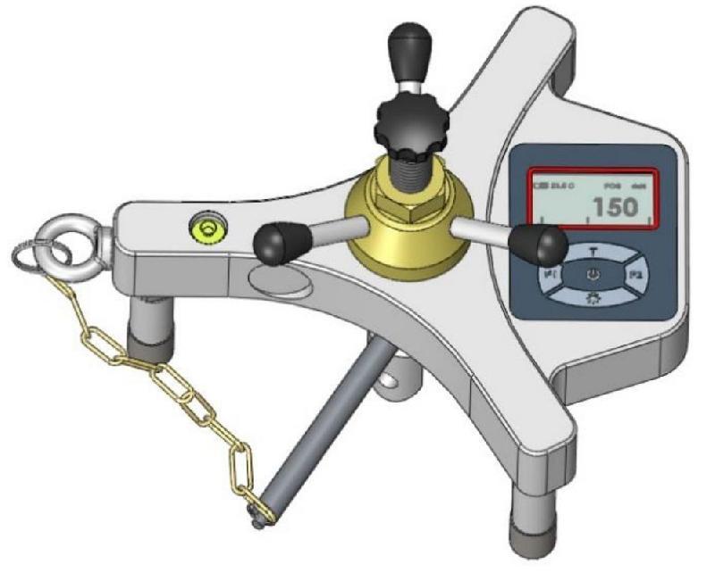 Appcm2714 - extractomètre digital 1500 dan