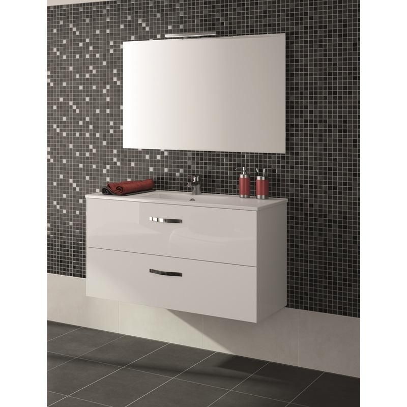 Mobiliers de salle de bain jacob delafon achat vente for Ensemble meuble salle de bain 80 cm