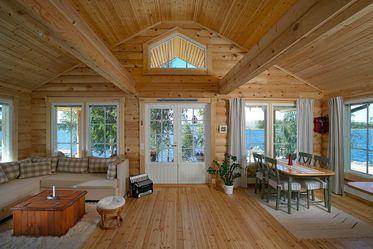 Maisons a ossature en bois tous les fournisseurs - Casas de troncos redondos ...