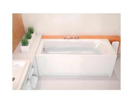 pack baignoire flavia 160x70 avec tablier fa ade et retour cersanit comparer les prix de pack. Black Bedroom Furniture Sets. Home Design Ideas