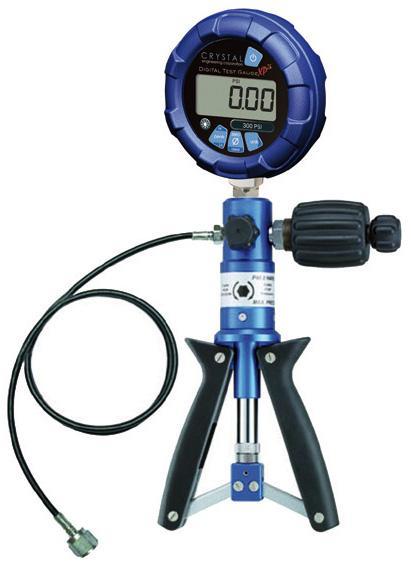 Calibrateur de pression atex :  xp2i plus