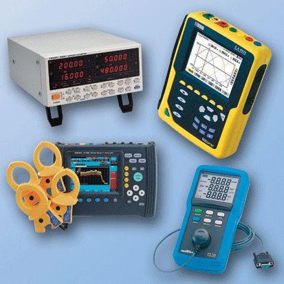 Wattmètres - mesures de puissance