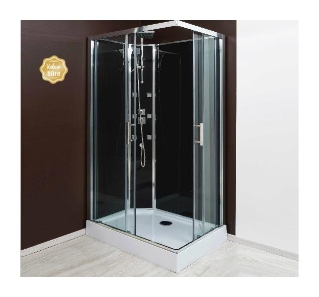 Cabine de douche en inox tous les fournisseurs de cabine de douche en inox sont sur - Porte coulissante angle droit ...