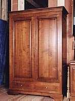 Armoire justine - collection  pascal