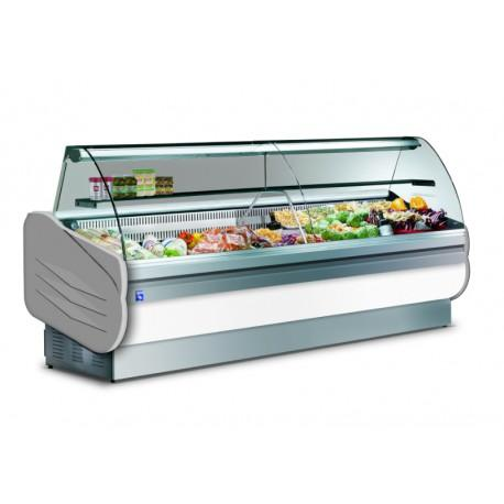 Comptoir refrigere semi-ventile master l = 1000 mm - profondeur = 900 mm
