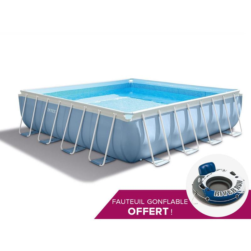 Piscines intex achat vente de piscines intex for Piscine hors sol pvc intex