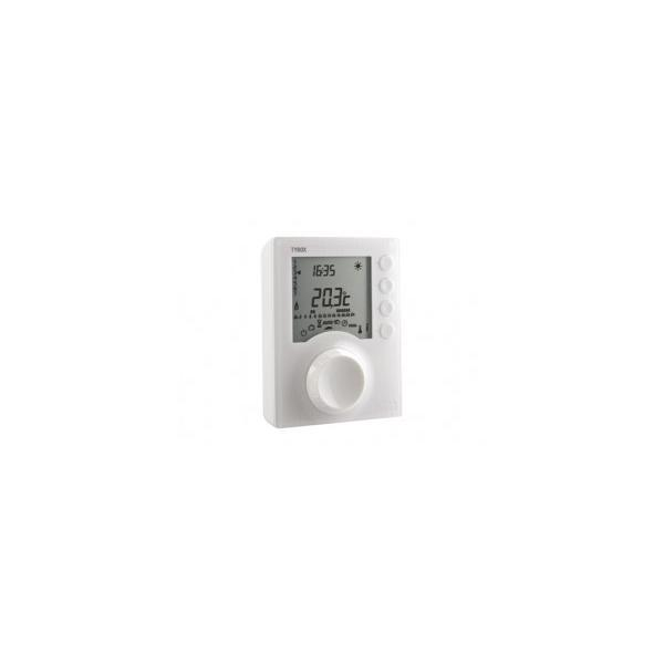 thermostat lectronique delta dore achat vente de thermostat lectronique delta dore. Black Bedroom Furniture Sets. Home Design Ideas