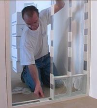 Joint de vitre tous les fournisseurs fond de joint de for Pose carreau de verre exterieur