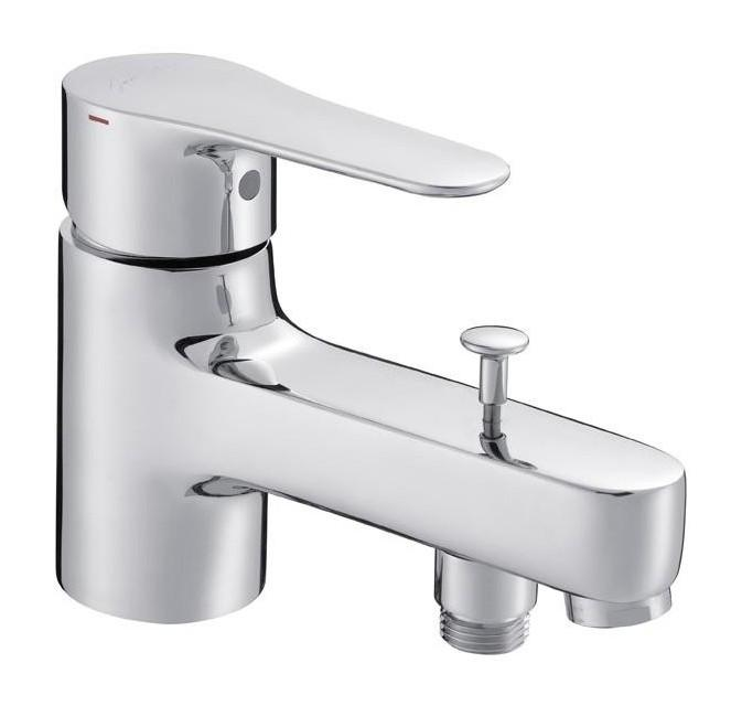Mitigeur thermostatique bain douche monotrou mitigeur - Mitigeur thermostatique bain douche monotrou grohe ...