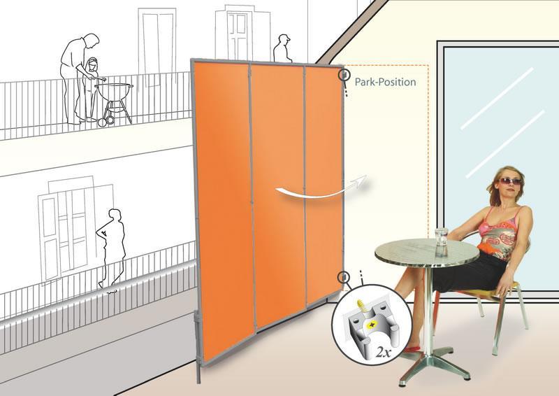 Paravents pour la restauration tous les fournisseurs for Paravent exterieur pour balcon