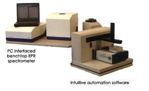 SPECTROMETRES RPE - E-SCAN