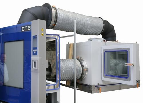 Generateur thermique et climatique