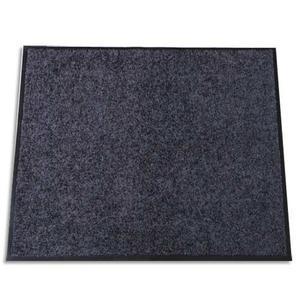 hygiene tapis d 39 accueil turino l60 x h40 cm noir. Black Bedroom Furniture Sets. Home Design Ideas