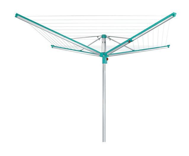 leifheit s choir linge parapluie linomatic 600 deluxe comparer les prix de leifheit s choir. Black Bedroom Furniture Sets. Home Design Ideas