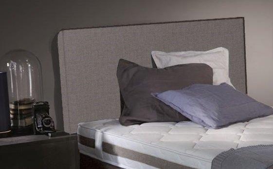 tete de lit square 140 cm large choix de coloris. Black Bedroom Furniture Sets. Home Design Ideas