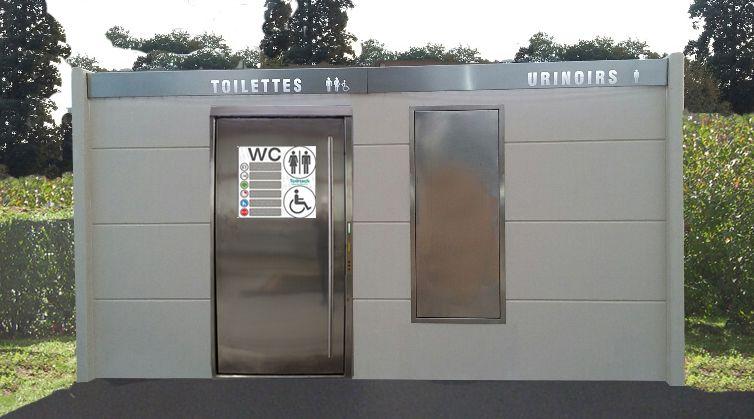 Toilette autonettoyante serie tmatic
