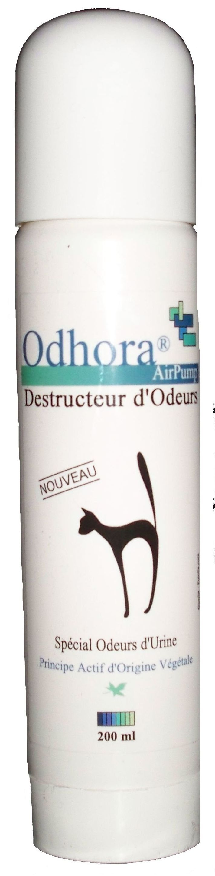 ANTI ODEUR URINE DE CHAT - ODHURINE