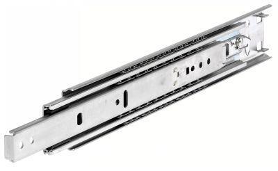 Glissière pour charge moyenne course >100%, avec disconnection et verrouillage (39-24)