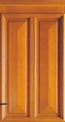 Porte d 39 entree en bois exotique caurel - Porte d entree bois exotique ...