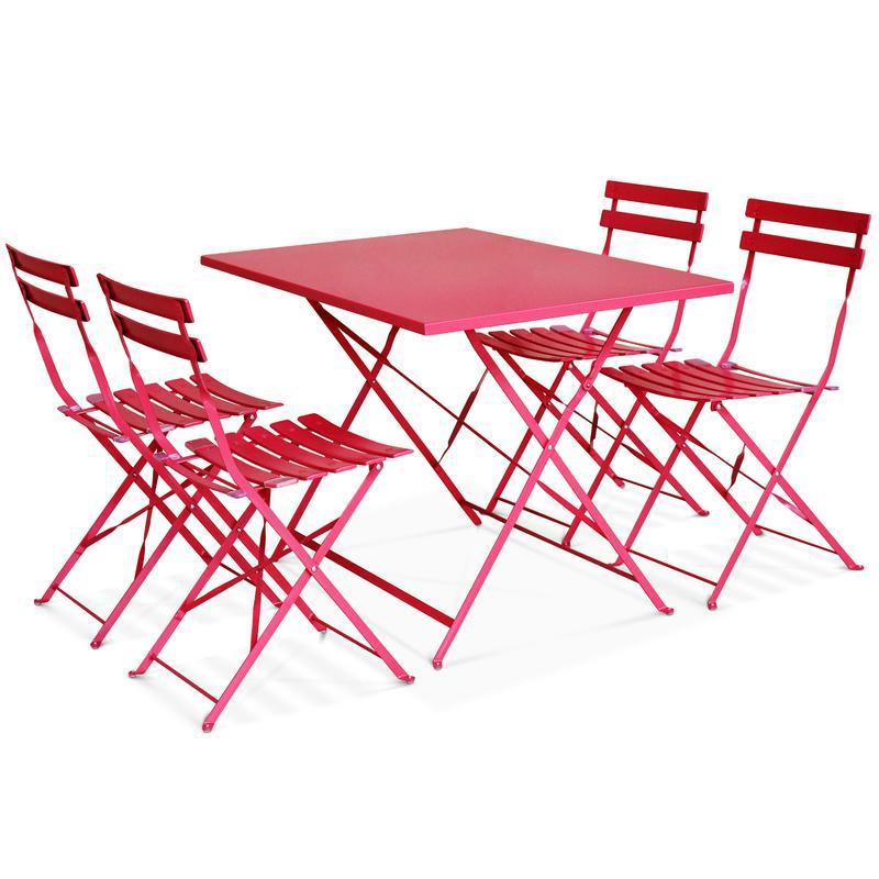 salon de jardin alice 39 s garden achat vente de salon. Black Bedroom Furniture Sets. Home Design Ideas