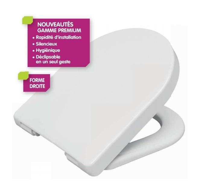 abattants de wc siamp achat vente de abattants de wc siamp comparez les prix sur. Black Bedroom Furniture Sets. Home Design Ideas