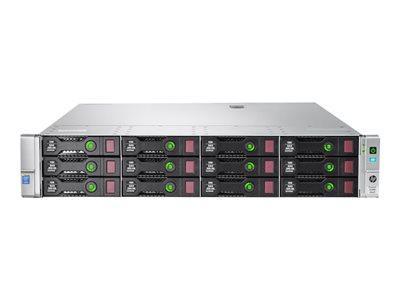 HPE PROLIANT DL380 GEN9 BASE - XEON E5-2620V3 2.4 GHZ - 16 GO - 0 GO
