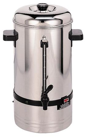 CAFETIÈRE PERCOLATEUR TELLIER COFFEEMAKER INOX 10 LITRES