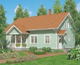 Maisons passives classiques en bois maison audrey for Maison bois classique