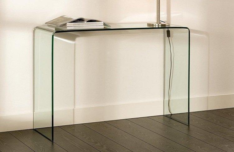 table console en verre tous les fournisseurs de table console en verre sont sur. Black Bedroom Furniture Sets. Home Design Ideas