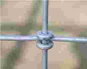 Grillage sanglier, chien xht6-500-5 ligaturé x fil 2,5 mm - gx06505t100