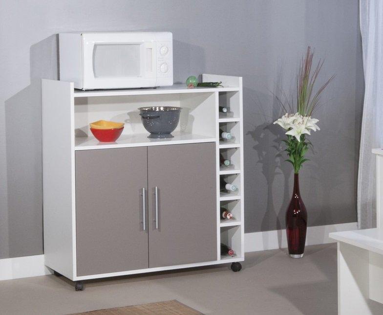 Dessertes et servantes de bureaux comparez les prix pour professionnels sur page 1 - Meuble cuisine range bouteille ...