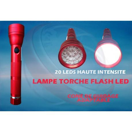 lampe torche flash led rechargeable tarmac equipements. Black Bedroom Furniture Sets. Home Design Ideas